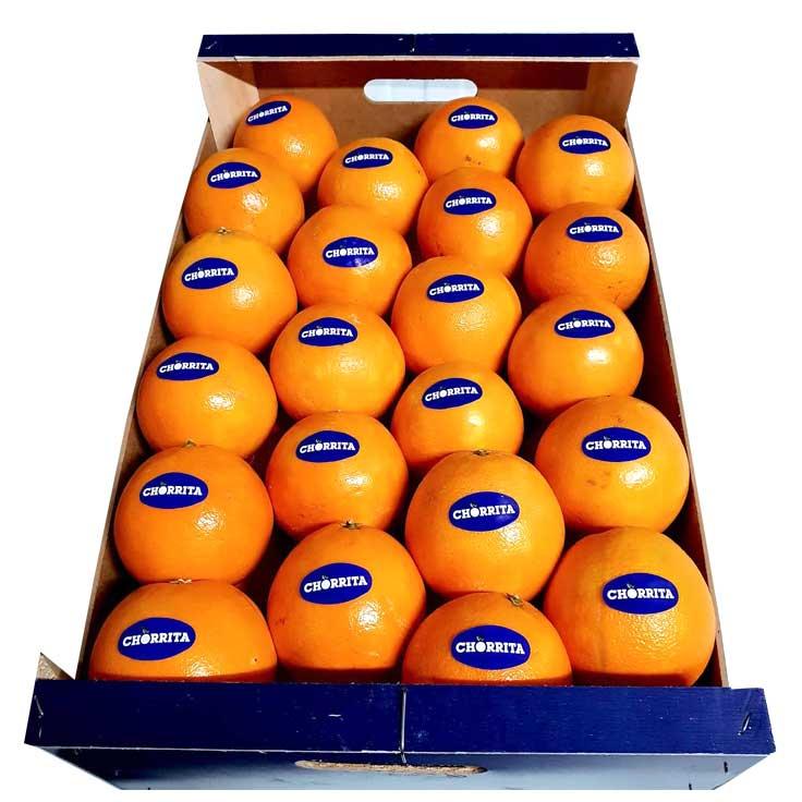 Naranja Zumo 10 Kg.